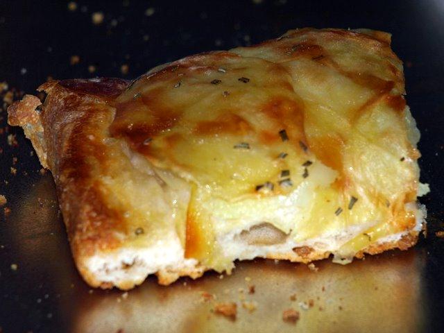 Pizza alle patate di Genzano | Bouillie