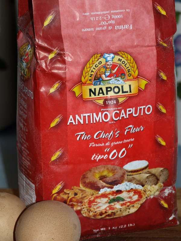 Flour 00 Pasta and Gnocchi Caputo Italian Grain Food Pasta ...  |Caputo Pasta