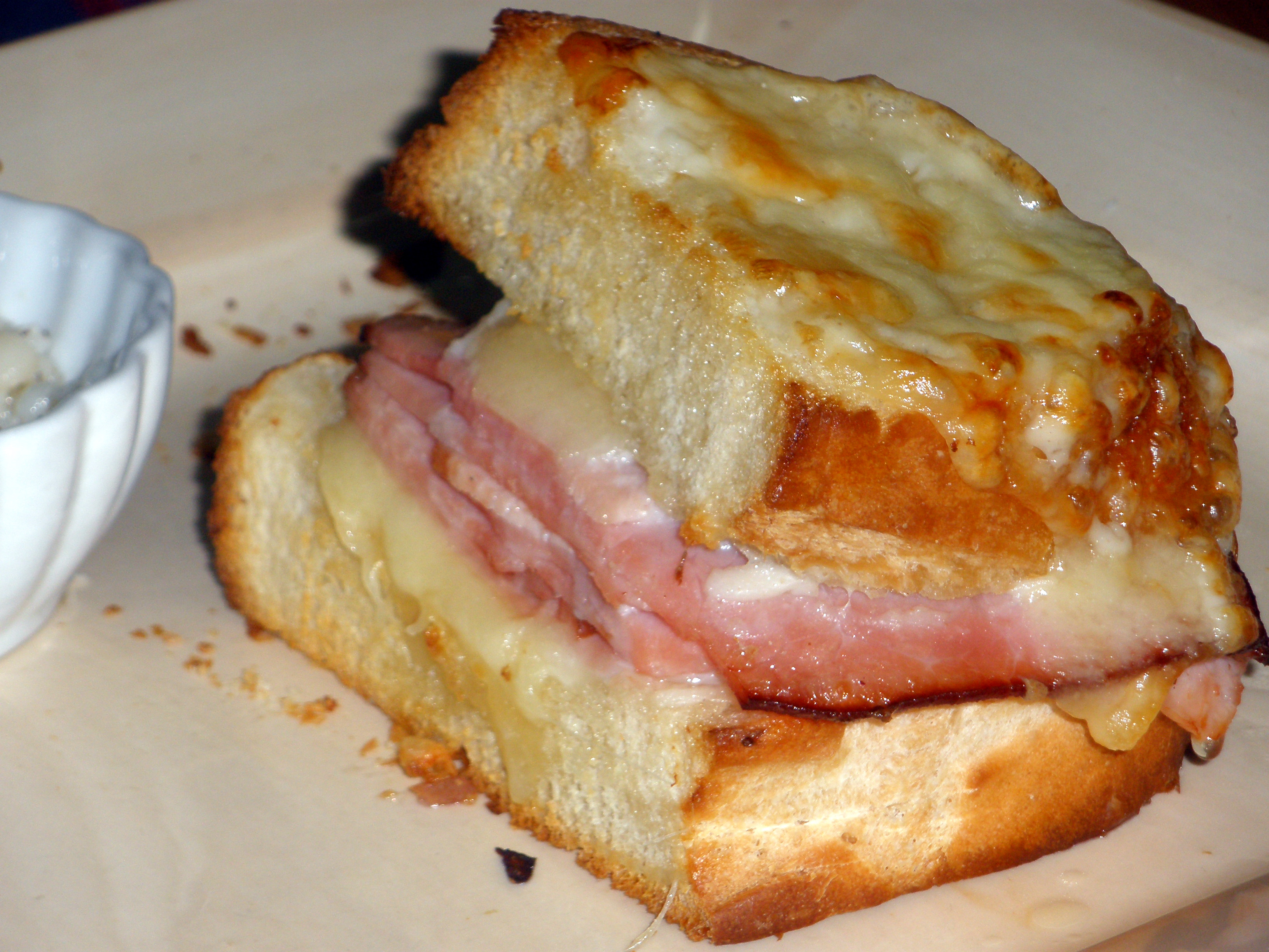 Craving a croque monsieur | Bouillie