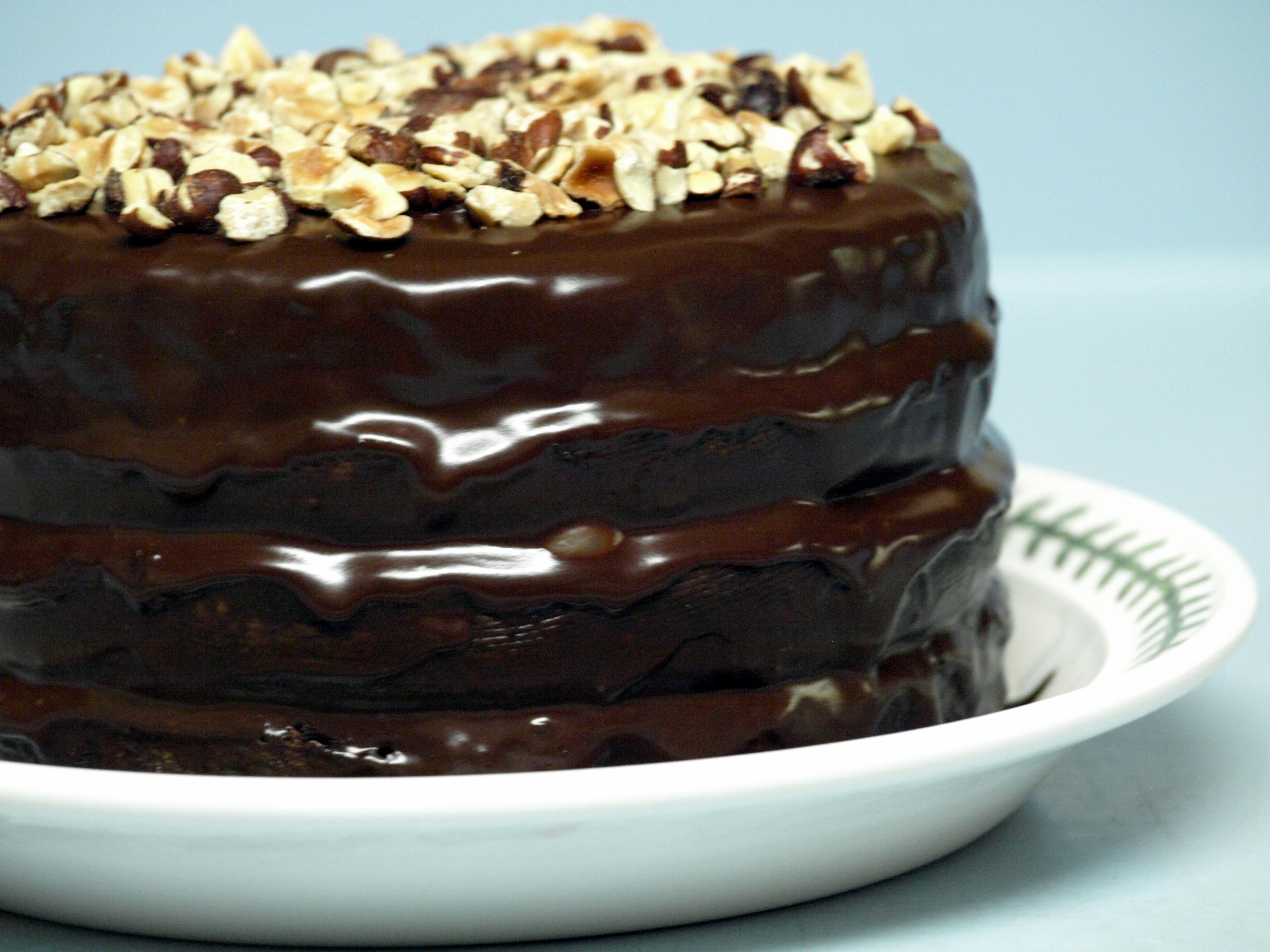 Birthday Cake Bouillie