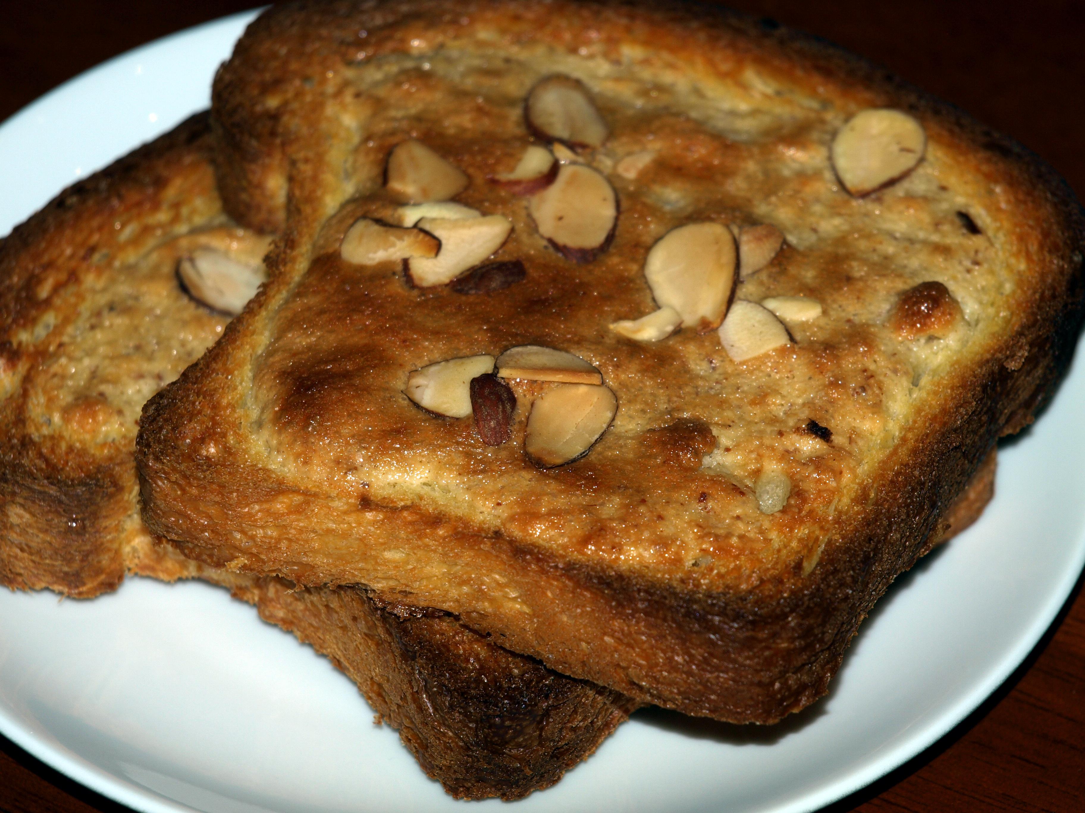 Almond Butter Bostock